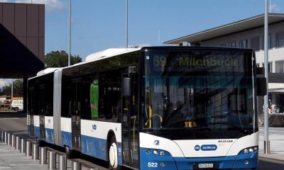 Самые длинные автобусы в мире (15 фото) Как выглядит самый большой автобус